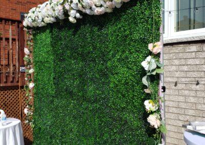 Flower Wall Rental Aurora