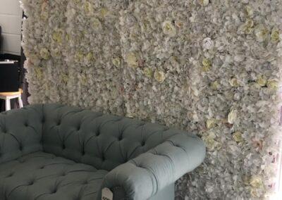 Flower Wall Rental Baltimore