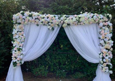Flower Wall Rental Chesapeake