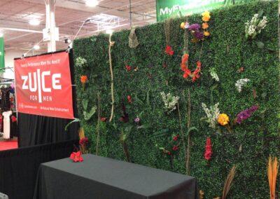 Flower Wall Rental Chicago
