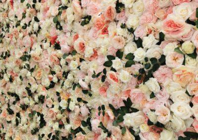 Flower Wall Rental Columbia