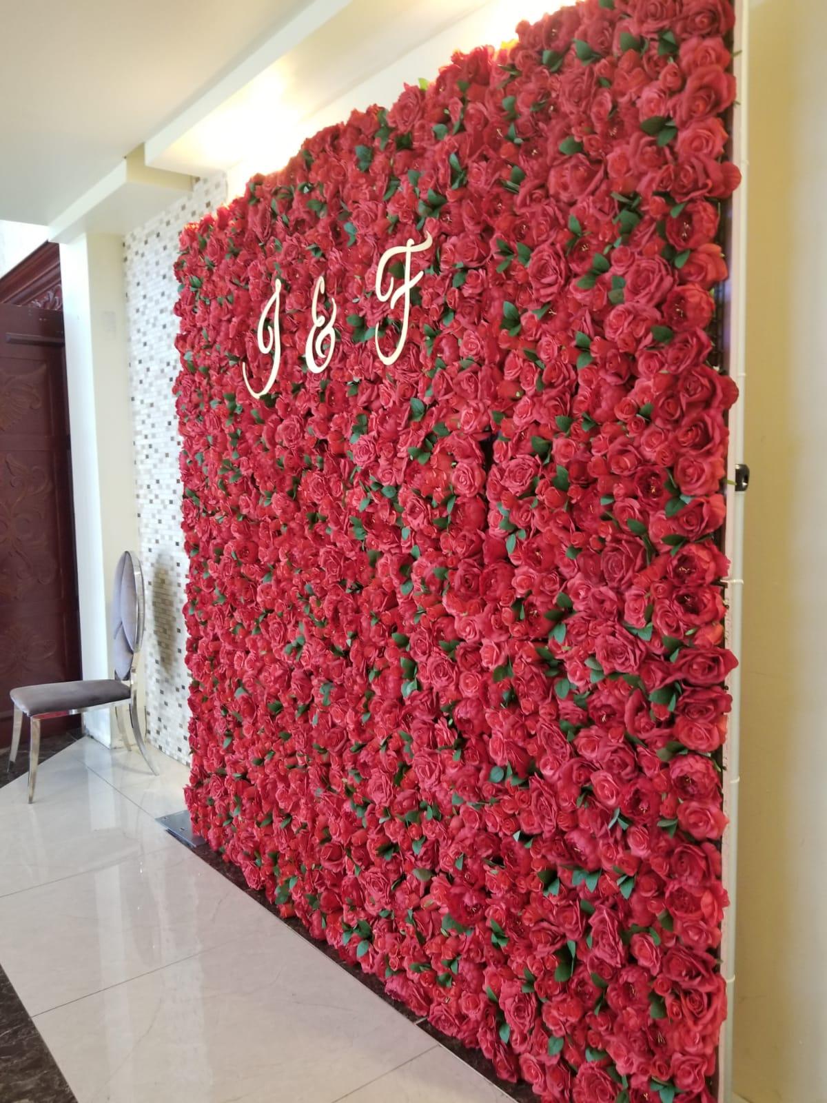 Detroit Flower Wall Rental Flowerwallsusa Best Wedding Rentals