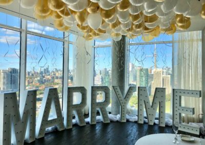 Marquee Letters Rental Detroit