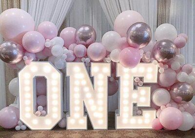 Balloon Décor Rental Grand Rapids
