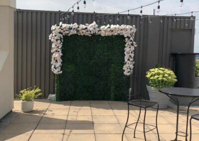 Flower Wall Rental Orlando