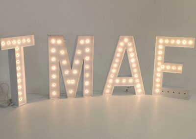 Marquee Letter Rental Rochester