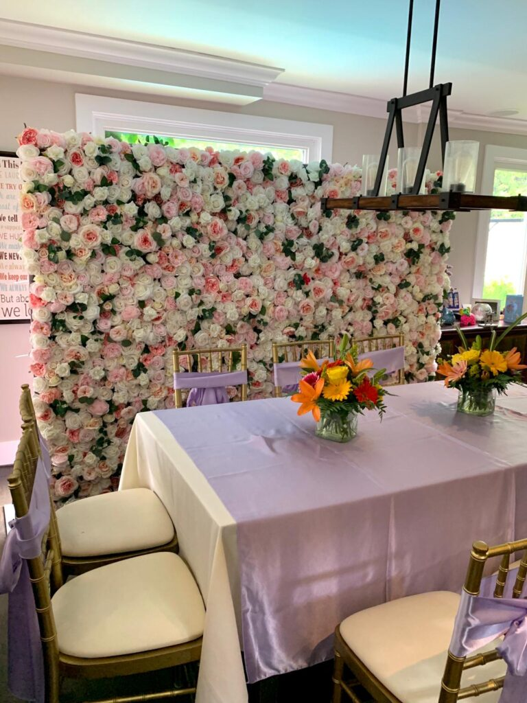 When to Make the Call for a Miami Flower Wall?